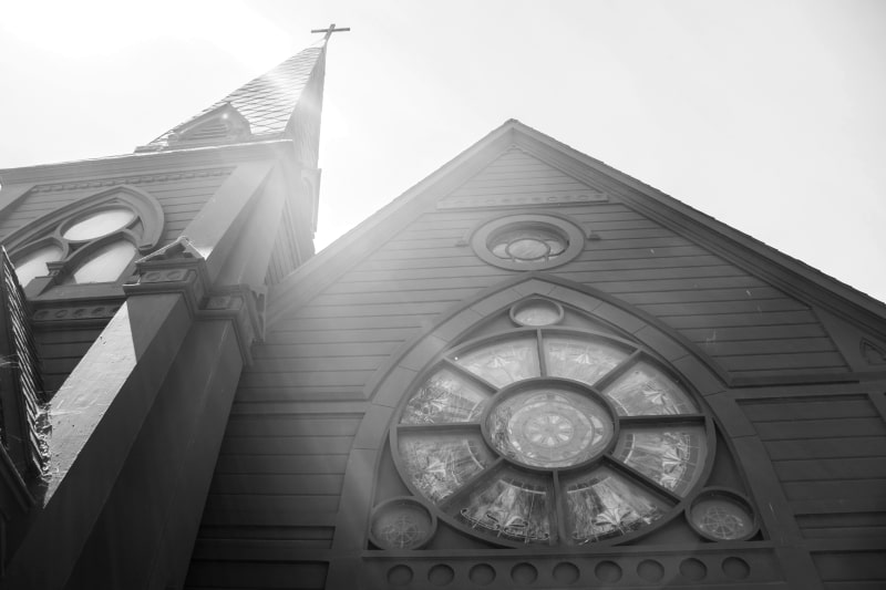 History of St. Mary's Episcopal Church in Pacific Grove, CA