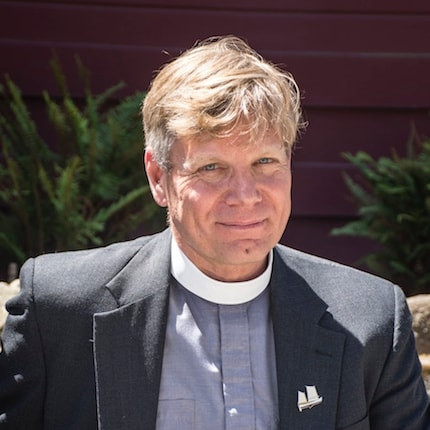 The Rev. Jeff Lewis, Rector