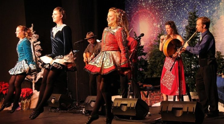 Celtic concerts at St. Mary's Church in Pacific Grove, CA