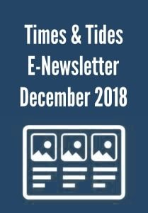 Times and Tides Newsletter Dec 2018