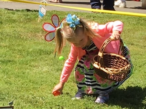 2019 St Marys By-the-Sea Easter Egg Hunt