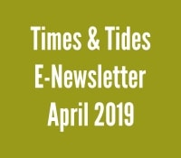 Times and Tides April 2019