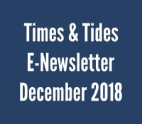 Times and Tides December 2018
