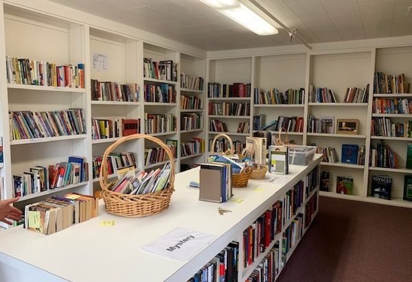 Friends of Pacific Grove Library book sale! August 3, 2019 at St. Mary's by the Sea
