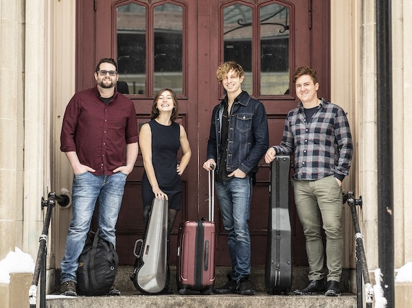 Bywater Band from Boston kicks off Fall Celtic Concert Series - Wed, Sep 25th 2019, 7:00PM
