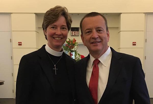 Rev. Kristine A Johnson, Rector, St. Mary's By-The-Sea, Carmel, CA