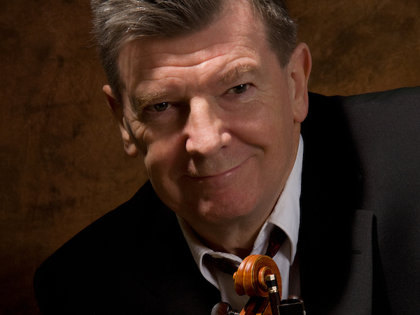 Legendary Fiddler Kevin Burke to give matinee performance at St. Mary's, Sunday, November 10, 2019, 3 p.m.