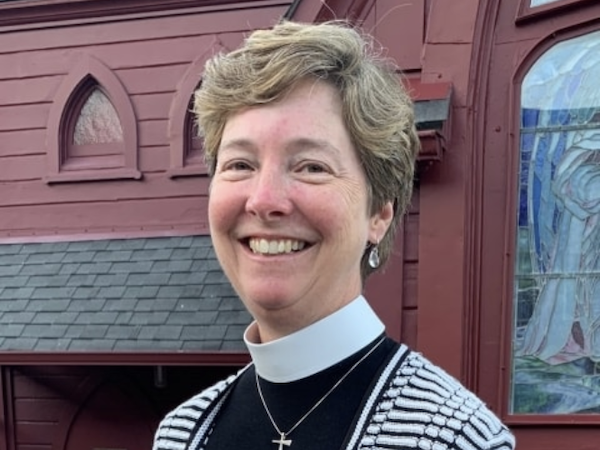Kristine Johnson, Rector