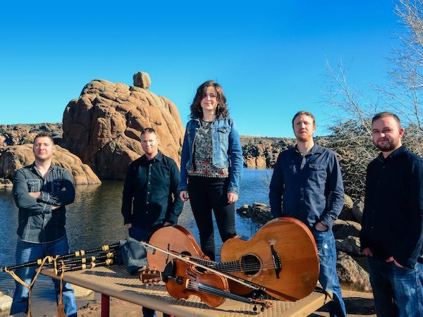 "St. Mary's Welcomes back Scottish Supergroup ""Daimh"" on Sunday, October 27, 2019, at 3:00 pm."