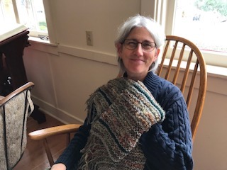 St. Mary's Prayer Shawl knitters