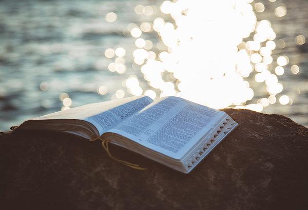 Beach Blanket Bible Study