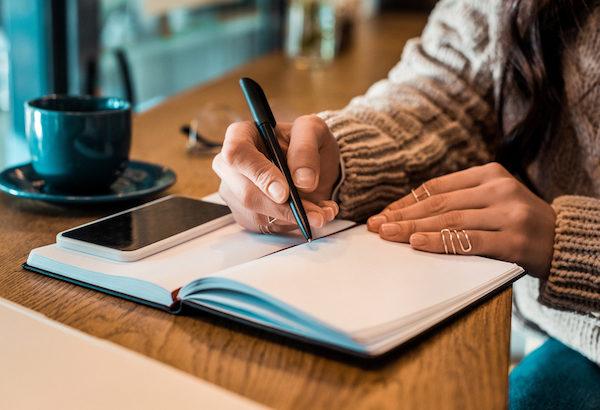 Spiritual Writing Workshop starting January 2020