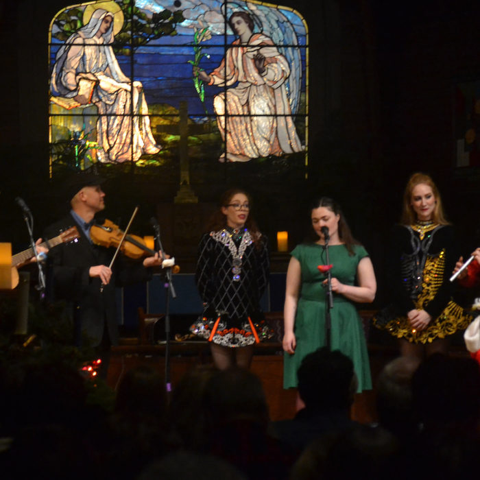 Winterdance 2019 at St. Mary's by-the-sea in Pacific Grove, CA
