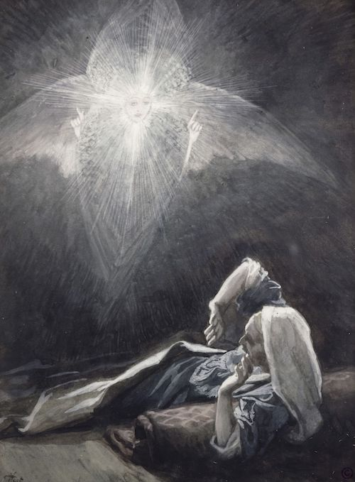 Fear or Faith? Christmas Story of Joseph and an Angel from the Bible