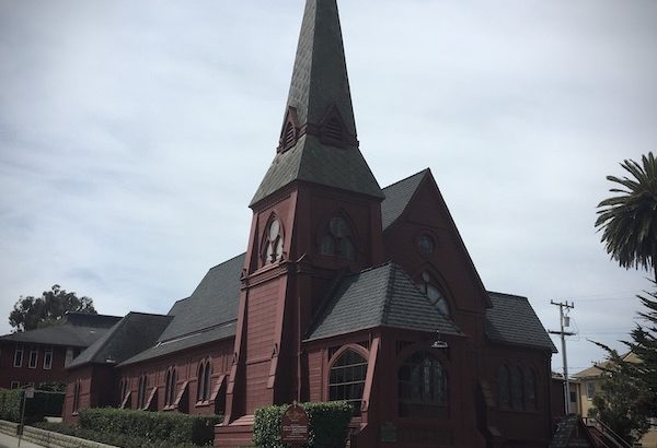 St. Mary's by-the-sea Pacific Grove - Clay Hall