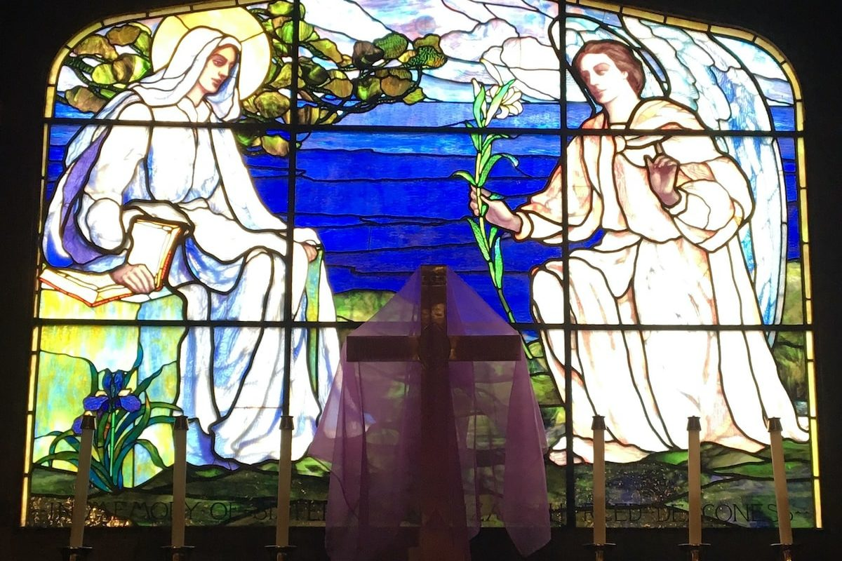 St. Mary's by the Sea Lenten Offerings 2020