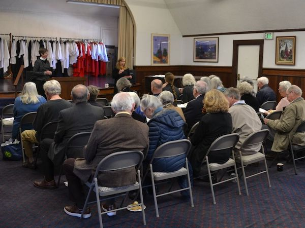 St. Mary's 2020 Annual Meeting