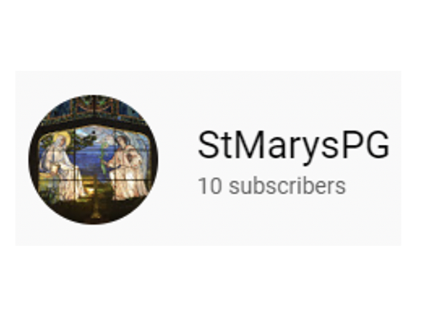 StMarysPG is on YouTube!