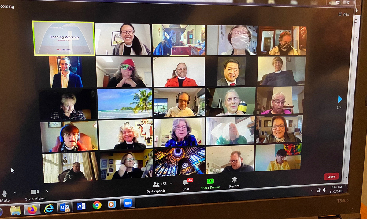 40 Years of Pilgrimage! Convention on Zoom