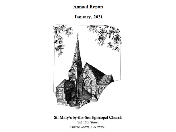 St. Mary's by-the-Sea 2021 Annual Report