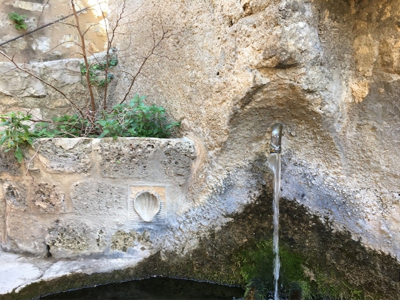 Abbey Fountain - The Rev. Kristine Johnson