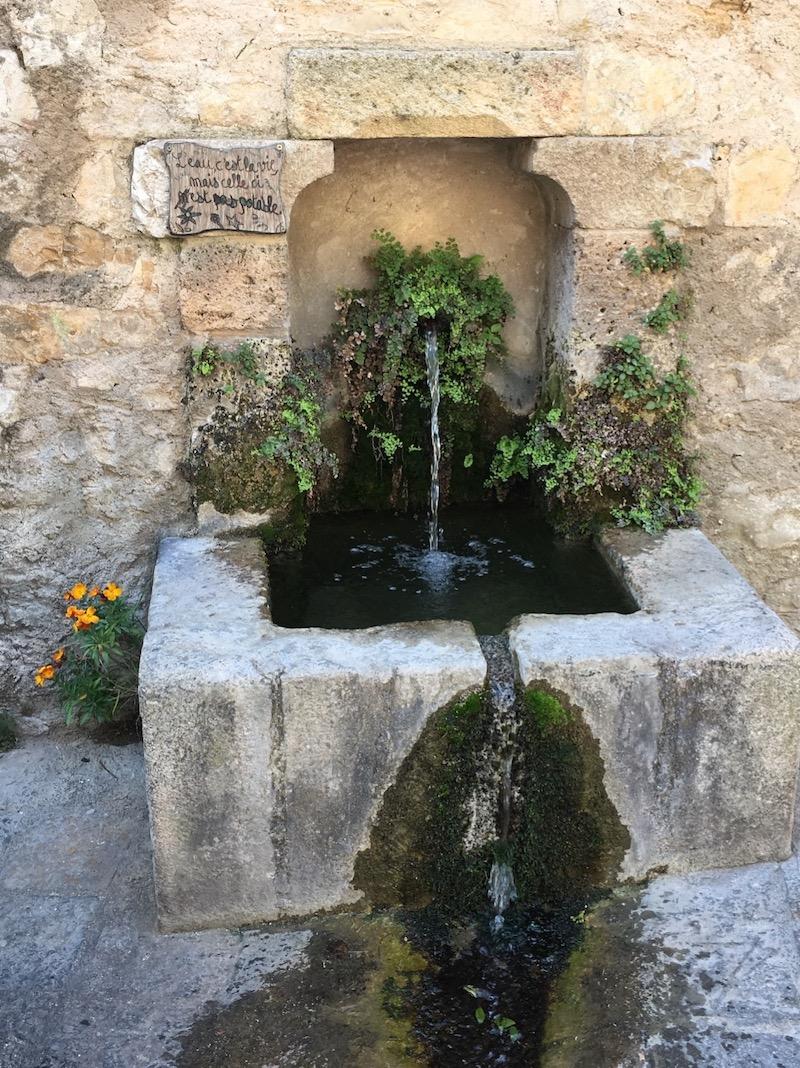 Lent Fountain - The Rev. Kristine Johnson