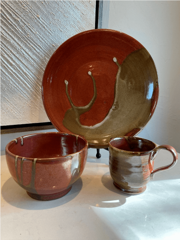 Fran Foote pottery