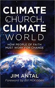 Climate Church Climate World, by Jim Antal - book cover