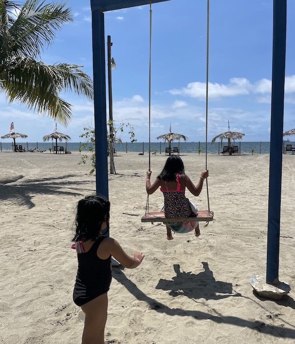 Our Little Roses Virtual Summer Camp 2021 swings