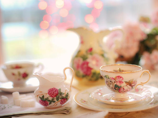 MadHatter Tea Party at St. Mary's - Sunday, August 22nd at 2 pm