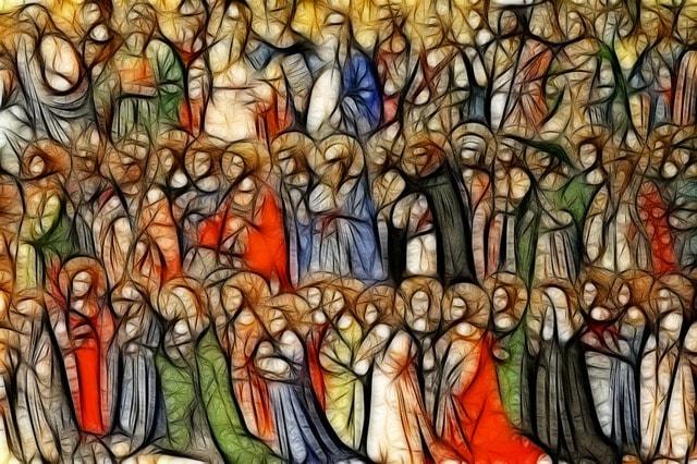 Communion with the Saints